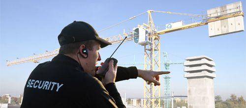 Construction site security Melbourne